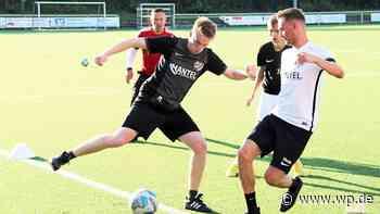 Landesliga: SV 04 Attendorn startet gegen SpVg Olpe - Westfalenpost