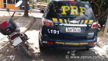 Dois motoristas são presos por crimes de trânsito em Canindé - O POVO