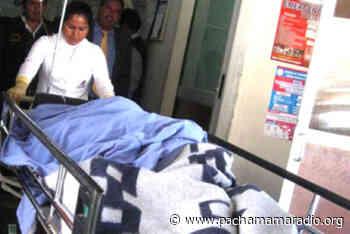 Puno: anciano fallece con la covid-19 en el distrito de Acora - Pachamama radio 850 AM