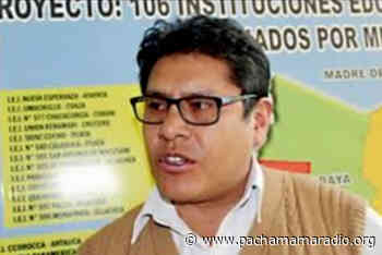 GORE Puno no priorizó continuidad de carretera Desvío Pampa Blanca – C - Pachamama radio 850 AM