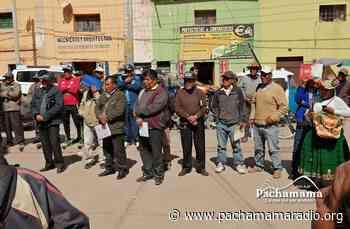 Dirigentes de la región Puno piden apoyo a empresas mineras - Pachamama radio 850 AM