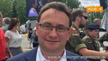 """Abgeordneter Lange: """"Corona hat uns gezeigt, wie verletzlich wir sind"""" - Augsburger Allgemeine"""