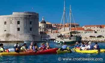Sea kayaking and snorkeling tour in Dubrovnik named among world's top 10 experiences in Tripadvisor awards - Croatia Week