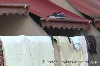 Blagnac : inquiétude et soulagement autour de l'évacuation d'un squat de migrants - France 3 Régions