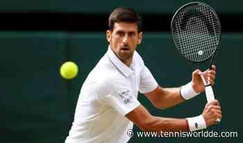 Großvater verteidigt Novak Djokovic wegen der Kontroverse um die Adria Tour - Tennis World DE