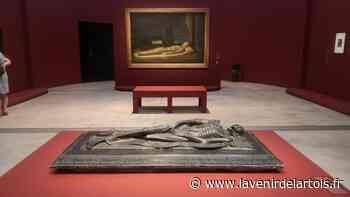 Louvre-Lens: le noir rédempteur au service de l'émotion - L'Avenir de l'Artois