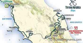 Tirreno - Adriatico: le tappe diventano otto, via da Lido di Camaiore - Blasting News Italia