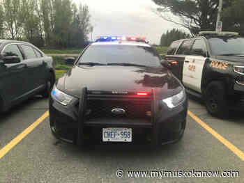 West Parry Sound OPP Charge Bracebridge Man With Impaired Driving - My Muskoka Now