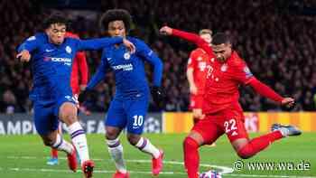FC Bayern - FC Chelsea in Champions League: Übertragung des Rückspiels live im TV und Stream