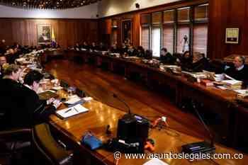 Aspirantes a ocupar el cargo de Procurador se presentaron en el Consejo de Estado - Asuntos Legales