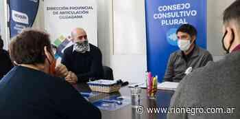 El Consejo Consultivo Plural ya está en marcha por los barrios de Neuquén - Diario Río Negro