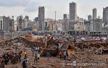 Beirut declarada 'zona de desastre', anunció el Consejo superior de Defensa de Líbano - El Comercio (Ecuador)