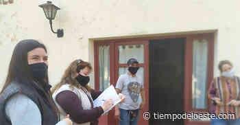 La Comunitaria firma un acuerdo con el Consejo Escolar de Rivadavia para pintar dos escuelas - Tiempo del Oeste