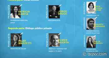 Webinars de discusión organizados por el Consejo de la Prensa Peruana y Unicef - Diario Depor