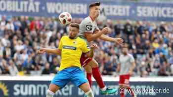 Jena holt Mittelfeldspieler Bergmann aus Kaiserslautern - kicker