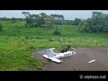 Fuerza Armada derriba avión con siglas de Estados Unidos en Zulia - El Pitazo