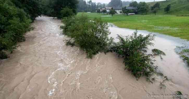 Nach Dauerregen angespannte Hochwasserlage in Südostbayern