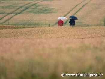 Wetter in Bayern: Erst viel Regen, später wird es trocken - Frankenpost