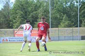 Fußball Lok Stendal testet gegen den TuS Wahrburg - Volksstimme