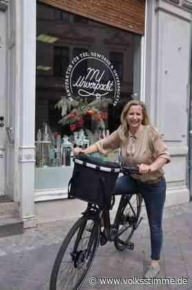 Stendal: Ohne Verpackung und ohne Auto - Volksstimme