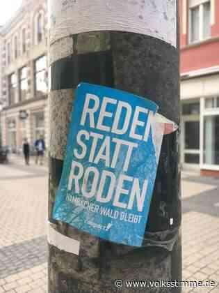 Vandalismus Stendal - eine Stadt der Aufkleber - Volksstimme