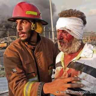 ▶︎ Zeker 100 doden en duizenden gewonden bij explosie in Beiroet, ook Belg overleden