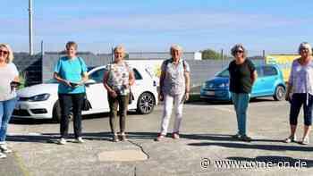 Kiersper Landfrauen absolvieren Fahrsicherheitstraining in Hemer - come-on.de