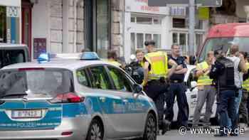 Berlin & Brandenburg:Täter nach gescheitertem Banküberfall auf der Flucht - n-tv NACHRICHTEN
