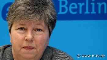 Berlin & Brandenburg:Suche für die Lompscher-Nachfolge geht weiter - n-tv NACHRICHTEN