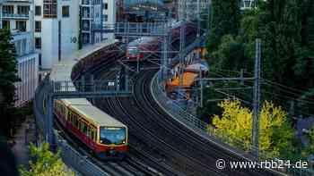 Neue Betreiber gesucht: Berlin und Brandenburg starten S-Bahn-Ausschreibung - rbb24