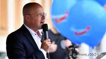 Kalbitz lässt nach Rauswurf AfD-Fraktionsvorsitz in Brandenburg ruhen - rbb24