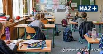 Brandenburg: Schulstart am 10. August - Verbände sehen Probleme - Märkische Allgemeine Zeitung