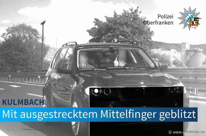 Kulmbach: Teurer Mittelfinger gegen Blitzer - Strafe verfünfundsiebzigfacht - inFranken.de