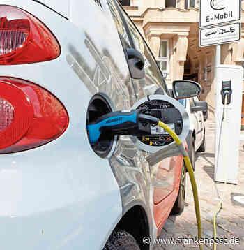 Kulmbach: Elektroautos jetzt per App aufladen - Frankenpost