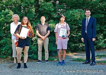 Kulmbach: Landkreis ehrt Mittelschulabsolventen - Frankenpost