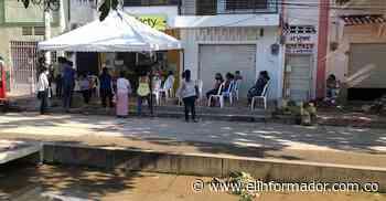 Ciénaga inicia apertura del comercio no esencial - El Informador - Santa Marta