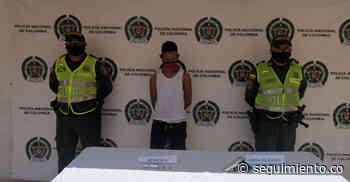 Capturan a uno de los presuntos sicarios más buscados en Ciénaga - Seguimiento.co
