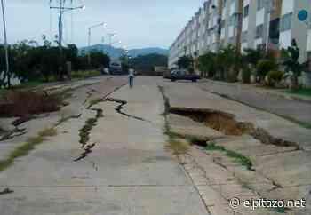 440 familias de Ciudad Betania II en Ocumare viven en alto riesgo - El Pitazo