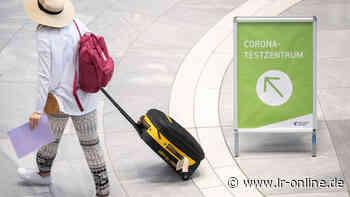 Neue Fälle: Urlauber bringen Coronavirus mit in die Lausitz - Lausitzer Rundschau