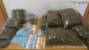 Polizei findet Drogen-Depot in Mylau - Radio Lausitz