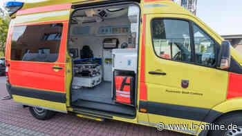 Lausitz am Morgen : Verletzter bei Fahrradunfall in Cottbus - Lausitzer Rundschau