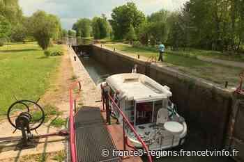 Le canal de Bourgogne fermé à la navigation entre Tonnerre et Migennes - France 3 Régions