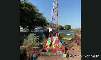 Art contemporain - Un parcours artistique au bord de l'eau du canal à Migennes - L'Yonne Républicaine