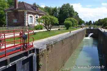 Environnement - La navigation à l'arrêt sur le canal de Bourgogne entre Migennes et Tonnerre - L'Yonne Républicaine