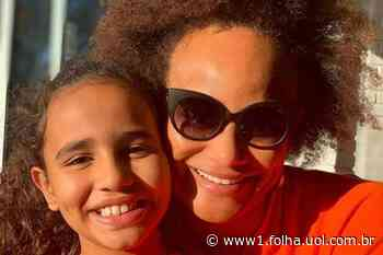 Luciana Mello posa com a filha, e Thelma Assis exibe visual - Folha de S.Paulo