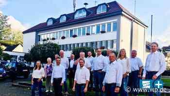 UWG Balve führt Wahlkampf erstmalig im Netz - Westfalenpost