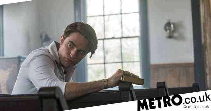First look at Robert Pattinson and Tom Holland in Netflix film - Metro.co.uk
