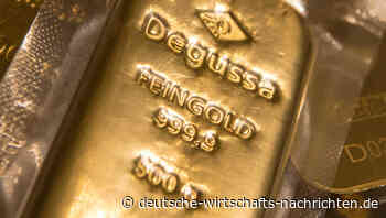 Preis übersteigt 2000-Dollar-Marke: Edelmetall-Händler verzeichnen starken Anstieg der Nachfrage nach Gold