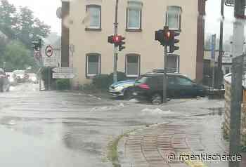 Heilsbronn: +++ Achtung: Starke Regenfälle +++ - fränkischer.de - Fränkischer.de