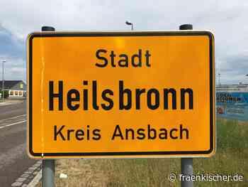 Heilsbronn: +++ Brand eines Baucontainers +++ - fränkischer.de - Fränkischer.de